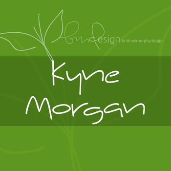 Kyne Morgan Font for Commercial Use