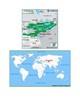 Kyrgyzstan Map Scavenger Hunt