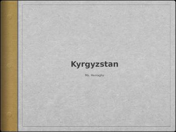 Kyrgyzstan PowerPoint