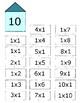 Lær gangetabellen - gangehus