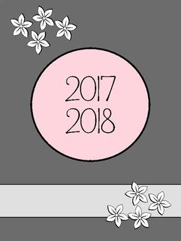 Lærerplanlegger for skoleåret 2017/2018