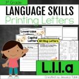 L.1.1.a- Printing Letters