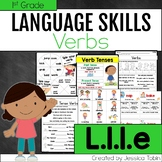 L.1.1.e- Verbs; Past, Present, and Future Verbs