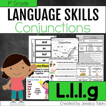 L.1.1.g Conjunctions