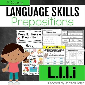 L.1.1.i Prepositions