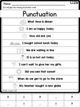 L.1.2.b Punctuation