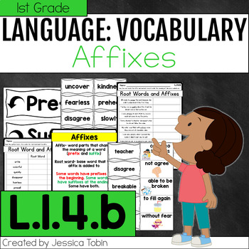 L.1.4.b- Affixes and Root Words