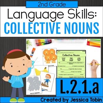 L.2.1.a Collective Nouns