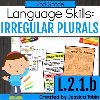 L.2.1.b Irregular Plural Nouns