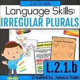 L.2.1.b Irregular Plural Nouns - L2.1.b