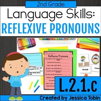 L.2.1.c Reflexive Pronouns