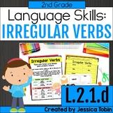 L.2.1.d Irregular Verbs - L2.1.d