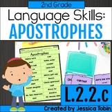 L.2.2.c Apostrophes - L2.2.c