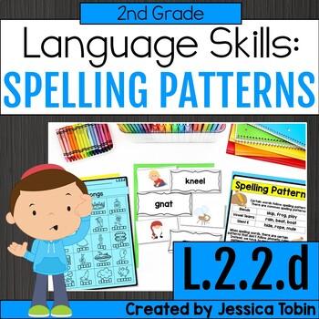 L.2.2.d Spelling Patterns