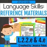 L.2.2.e and L.2.4.e Dictionary Skills - L2.2.e and L2.4.e