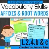 L.2.4.b and L.2.4.c- Root Words and Affixes - L2.4.b and L2.4.c