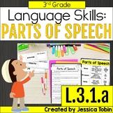 L.3.1.a Parts of Speech - L3.1.a