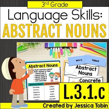 L.3.1.c Abstract Nouns