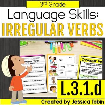 L.3.1.d Irregular Verbs