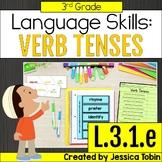 L.3.1.e Verb Tenses - L3.1.e