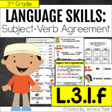 L.3.1.f Subject Verb Agreement and Pronoun Antecedent Agre