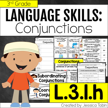 L.3.1.h Coordinating Conjunctions and Subordinating Conjunctions
