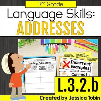 L.3.2.b Commas in Addresses