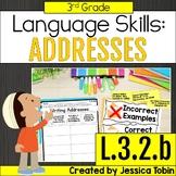 L.3.2.b Commas in Addresses - L3.2.b