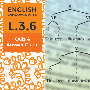 L.3.6 - Quiz and Answer Guide