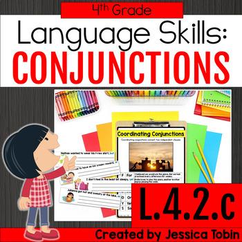 L.4.2.c- Coordinating Conjunctions