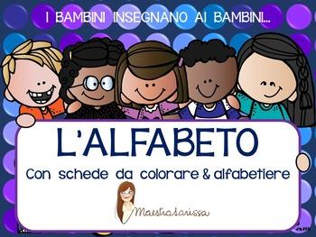 L'ALFABETO -  i bambini insegnano ai bambini