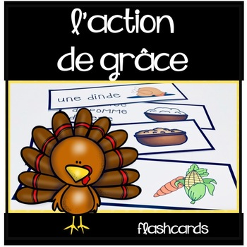 L'action de grâce - Flashcards