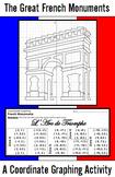 L'Arc de Triomphe - A Coordinate Graphing Activity