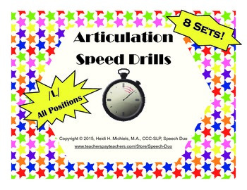 /L/ Artic Speed Drill SET