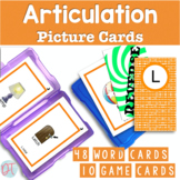 Articulation Picture Cards for L