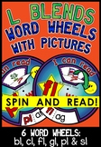 L BLENDS WORD WHEELS WITH PICTURES (L BLENDS ACTIVITIES)L