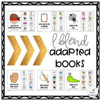 L-Blend Adapted Book Bundle