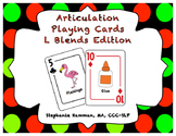 L Blend Articulation Playing Cards