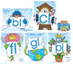 L Blend Buddy Poster Pack