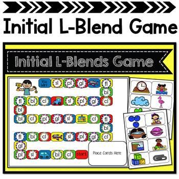 Initial L-Blend Game