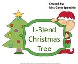 L-Blend Christmas Tree