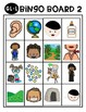L-Blend Cluster Reduction Bingo Boards & Minimal Pairs - Phonology