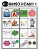L-Blend Cluster Reduction Bingo Boards & Minimal Pairs - P