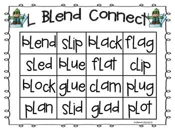 L Blend Connect