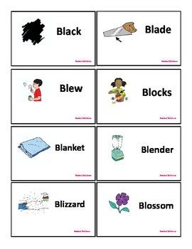L-Blend Flashcards