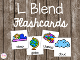 L Blend Flashcards