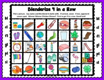 L Blend Games (bl, cl, fl, gl, pl, sl)