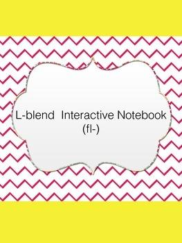 L-Blend Interactive Notebook [fl- blend]