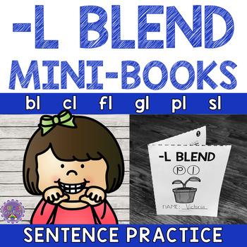 L Blend Mini Books