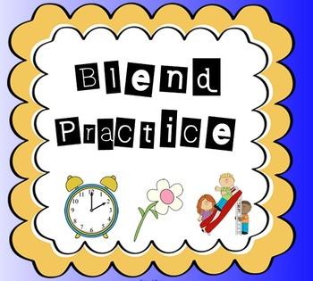 Blend Practice